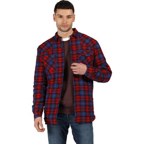 Regatta Tavior LS Shirt Men, classic red